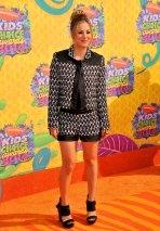 Kaley Cuoco im März 2014 auf den Nickelodeon's 27th Annual Kids' Choice Awards