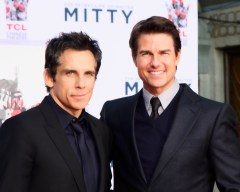 Tom Cruise und Ben Stiller