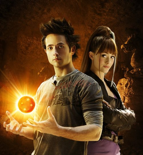 Anime movie Dragonball Evolution