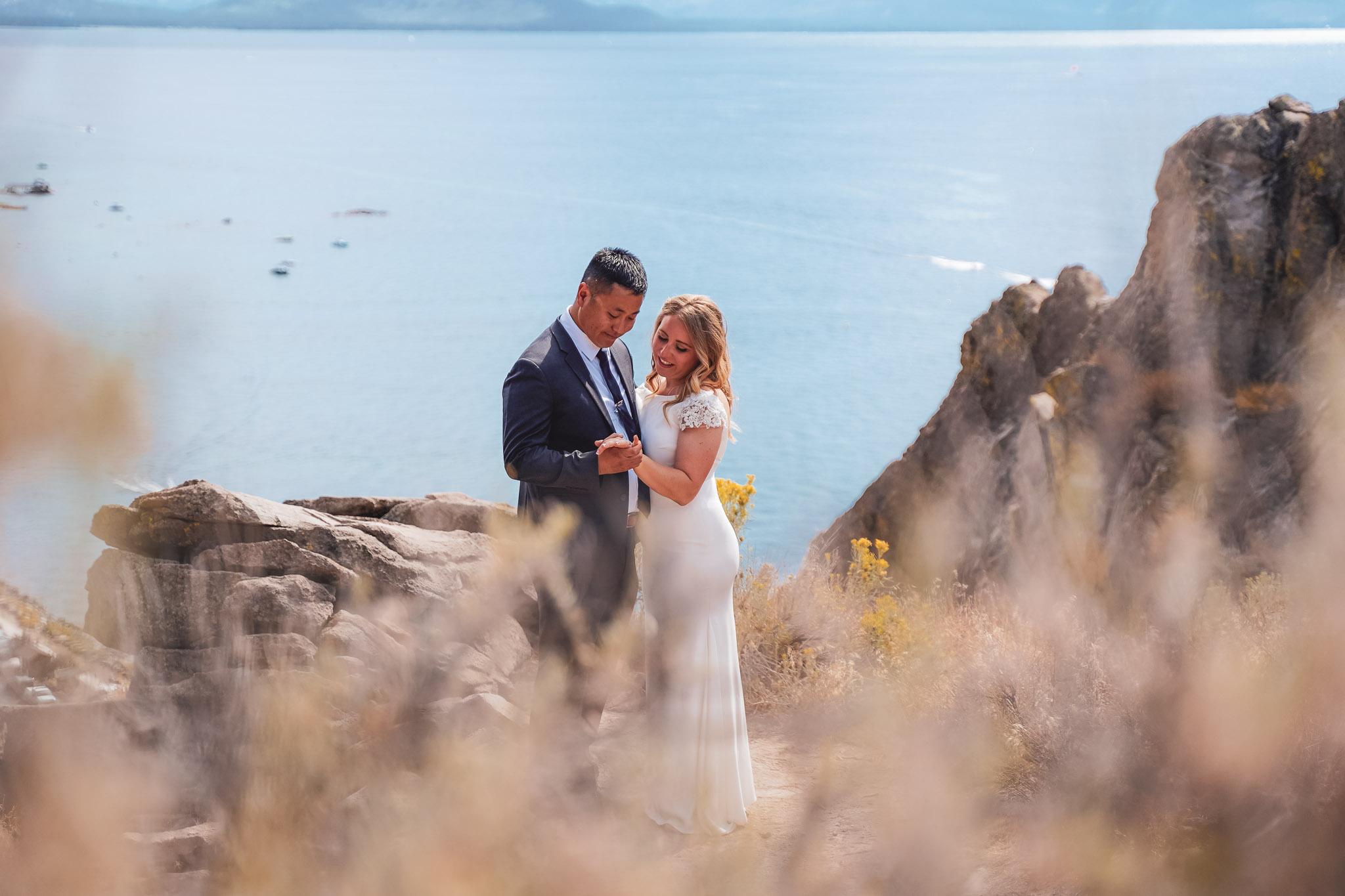 Lake Tahoe Resort Hotel destination wedding