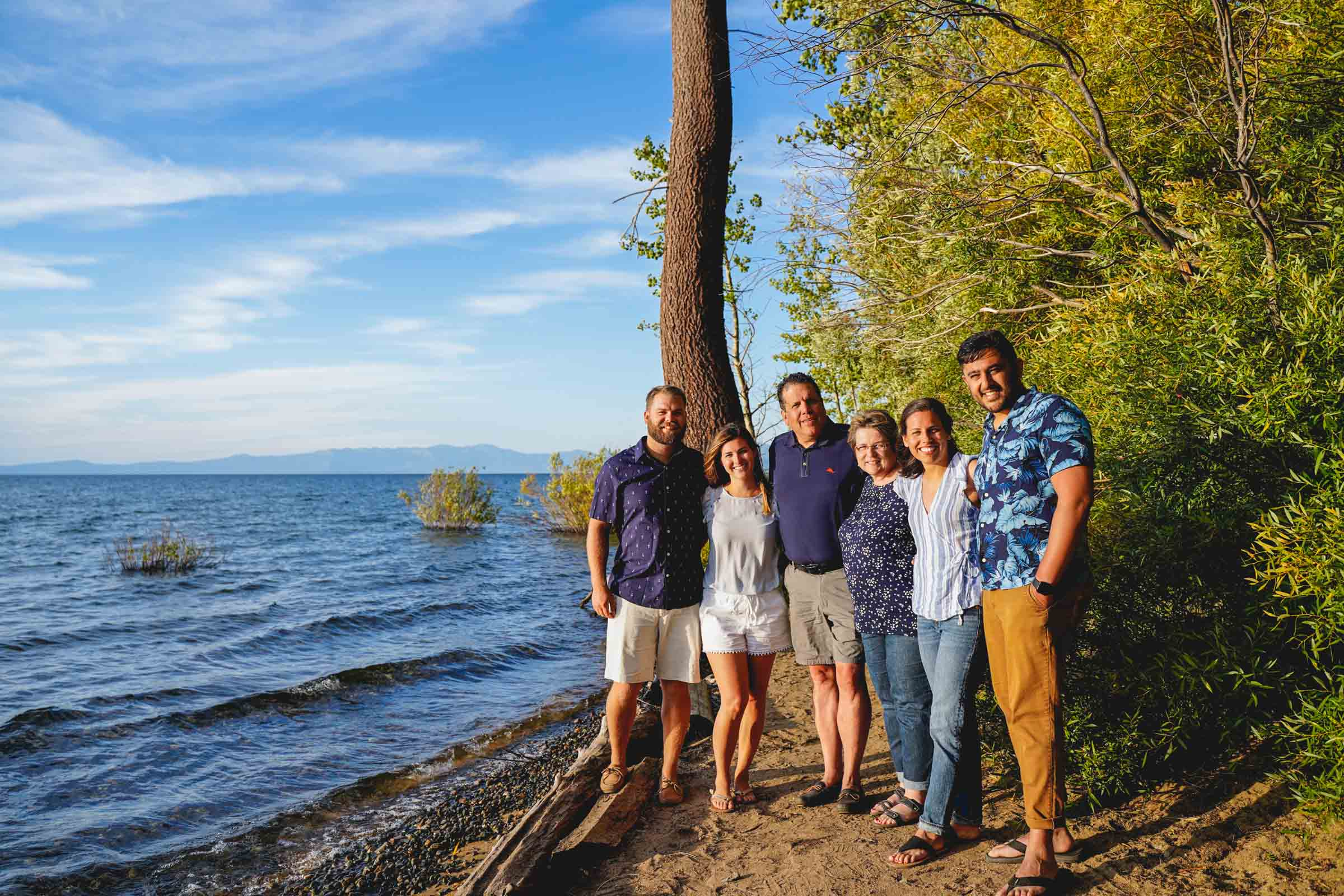Lake Tahoe photography packages for families