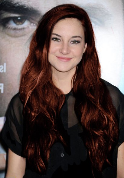 Celebrity Shailene Woodley Hair Changes Photos Video