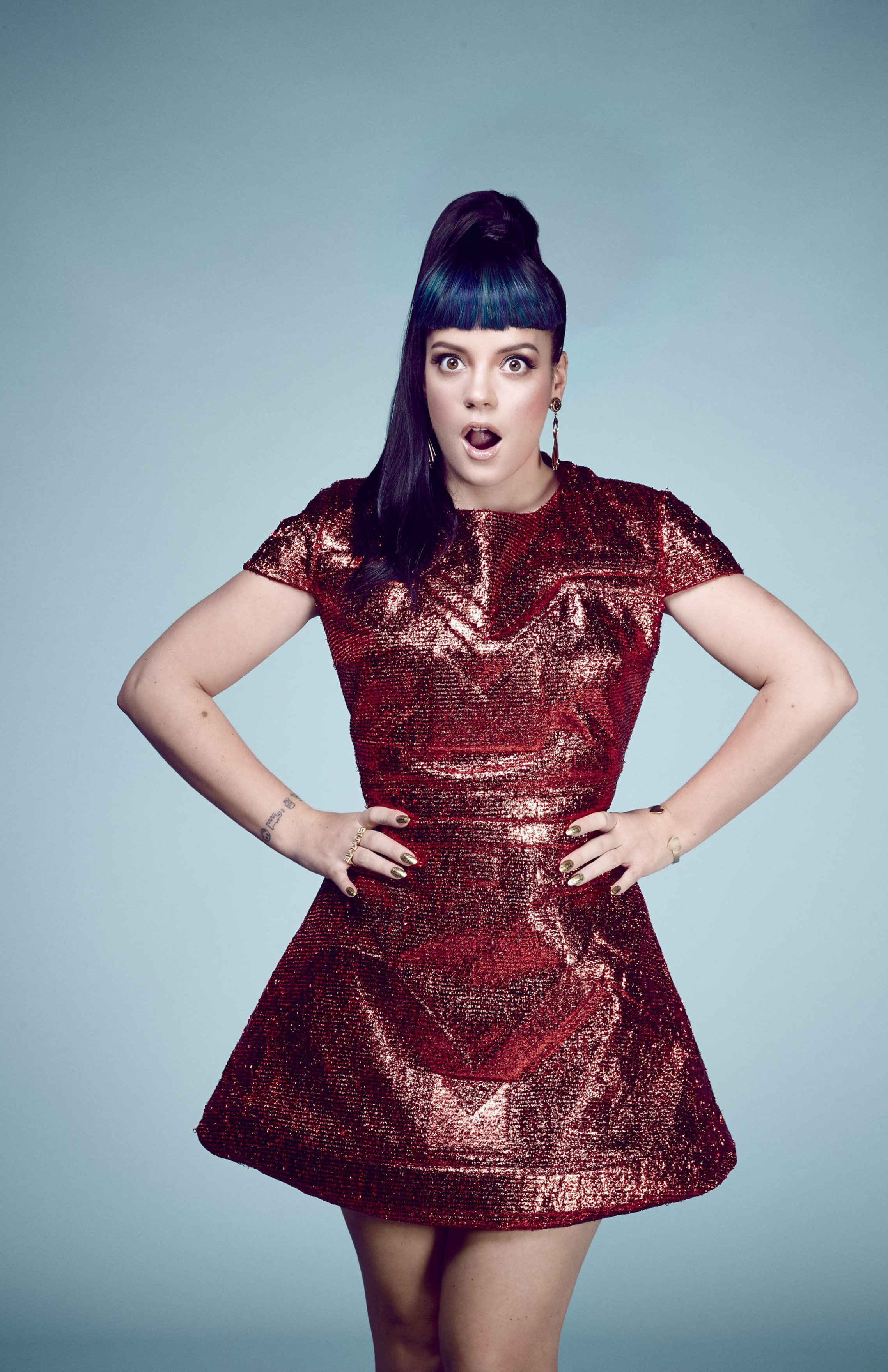 Lily Allen Weight Height And Age We Know It All