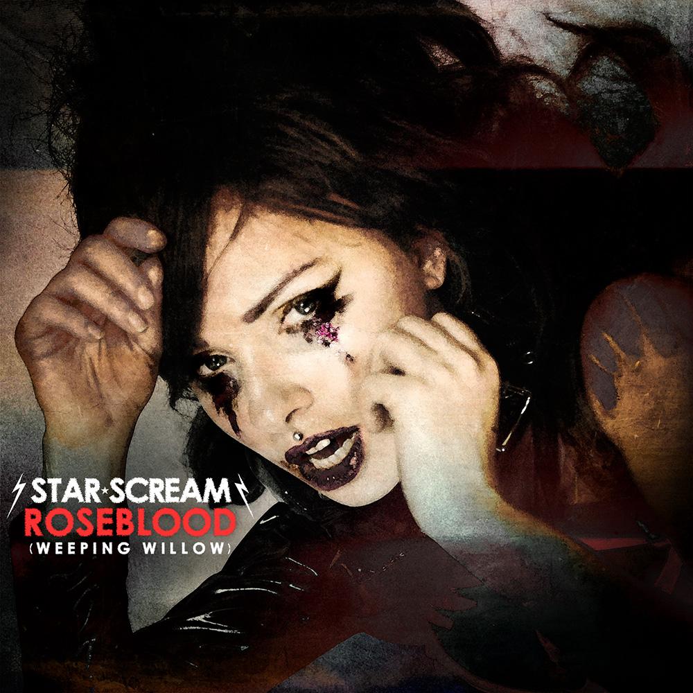 Star Scream - Roseblood (Weeping Willow)