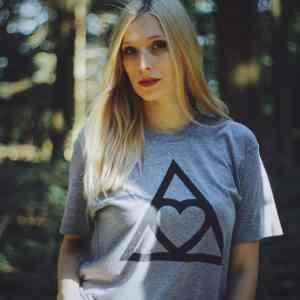 Heart Triangle T-Shirt