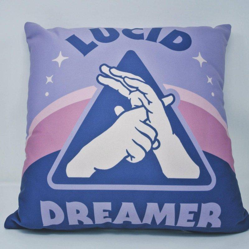 Lucid Dreamer Pillow