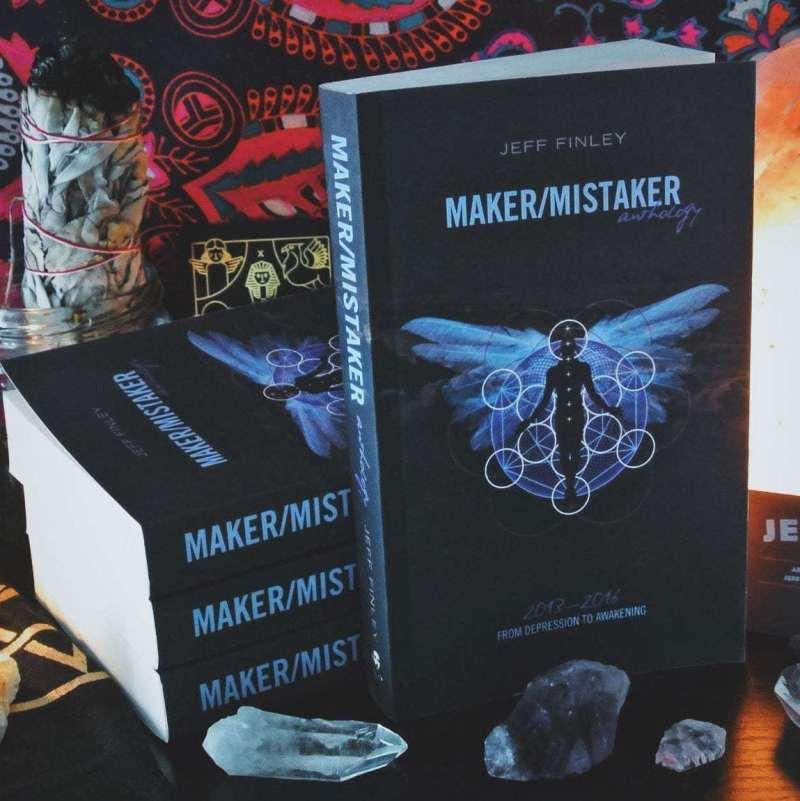 Maker/Mistaker Book