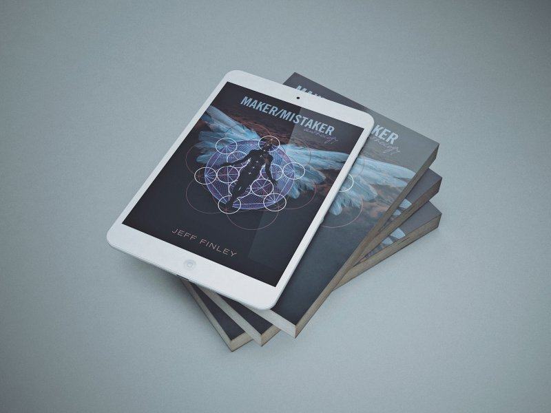 Maker/Mistaker eBook