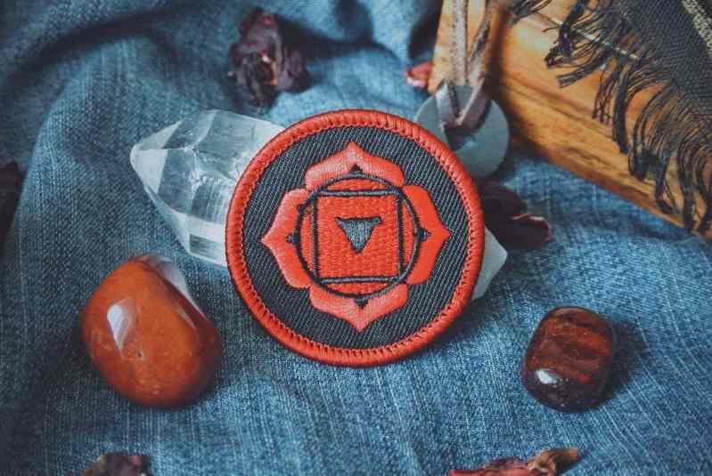 Root Chakra Patch (Muladhara)