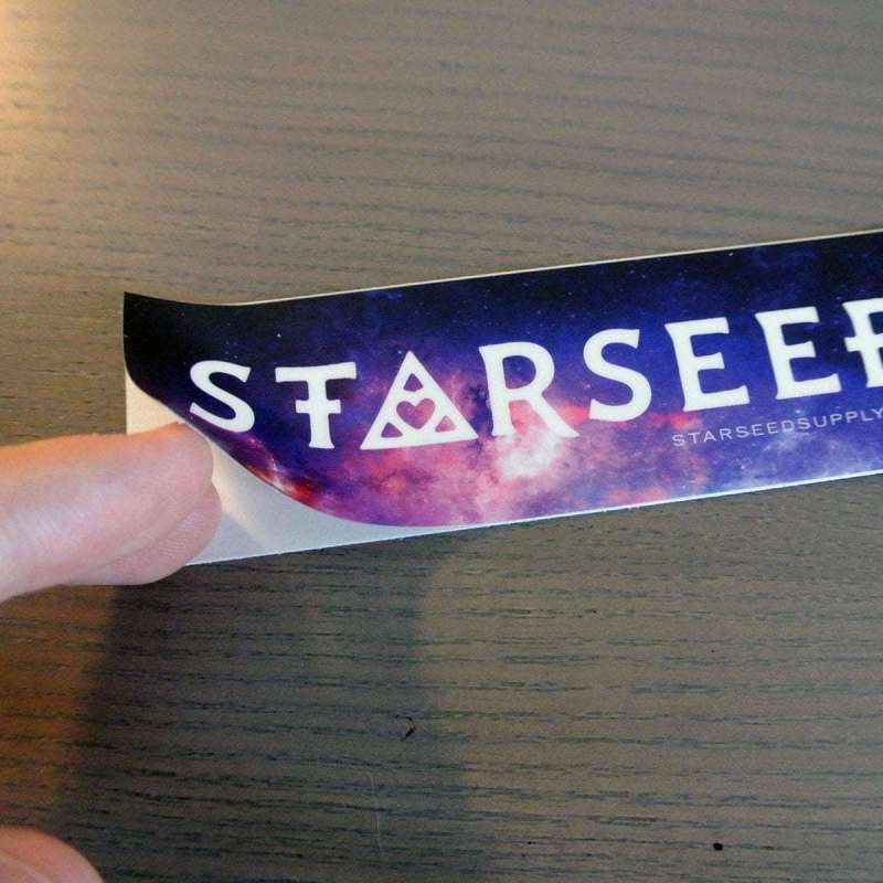 Free Starseed Sticker