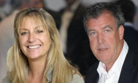 Alex-Hall-with-her-ex-husband-image