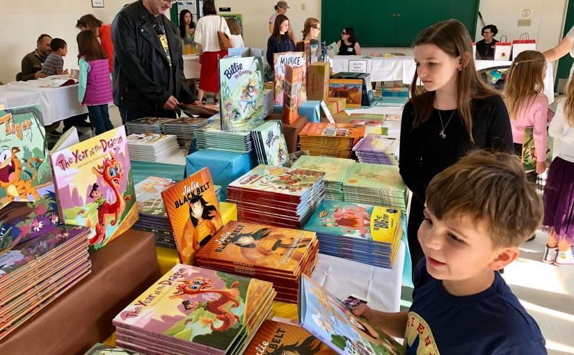 Author Illustrator Fair