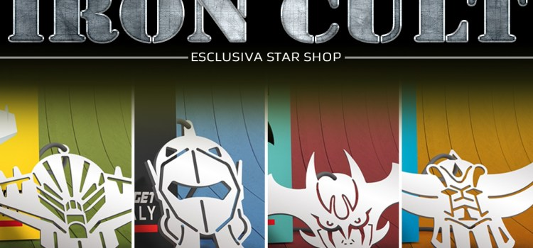 Iron Cult – esclusiva Star Shop