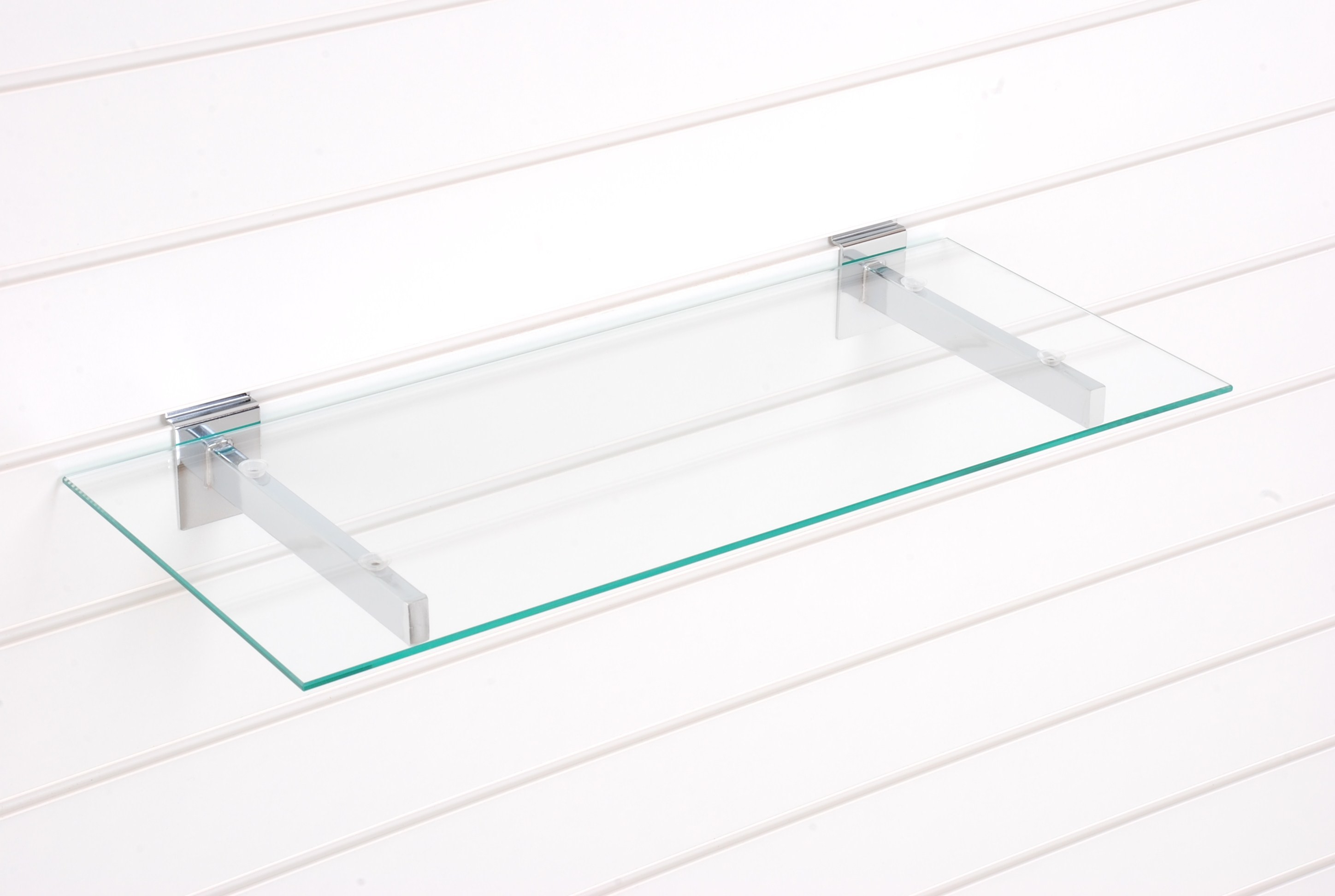 Star Shop Gt Mm X 300mm Tempered Glass Shelves With