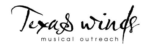 TX Winds Logo Blk