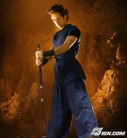 Dragonball Evolution Cast Of Characters IGN