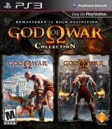 God of War Collection Box Art