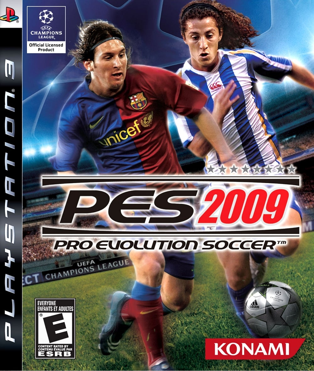PES 2009 Seabass Interview IGN