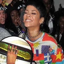 Rihannas Dick Purse
