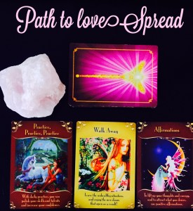Path to Love Spread