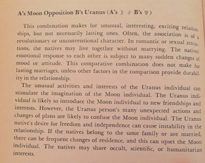 moon opposite uranus