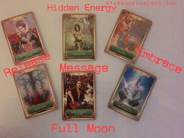 Full Moon Oracle Spread