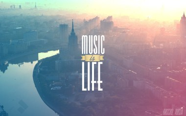 Music-Is-Life-16-9-Wallpaper