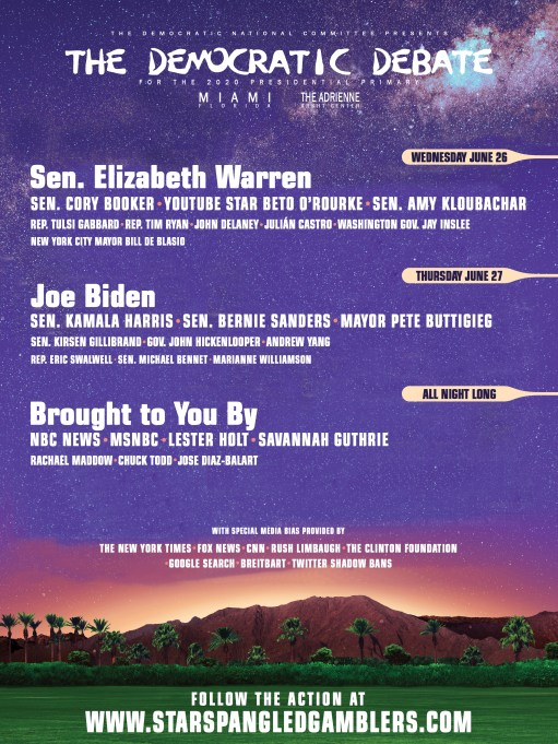 Coachella Flyer DNC Final