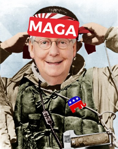 mcconnell kamikaze
