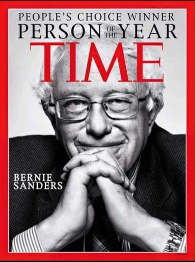 Bernie Person of the Year