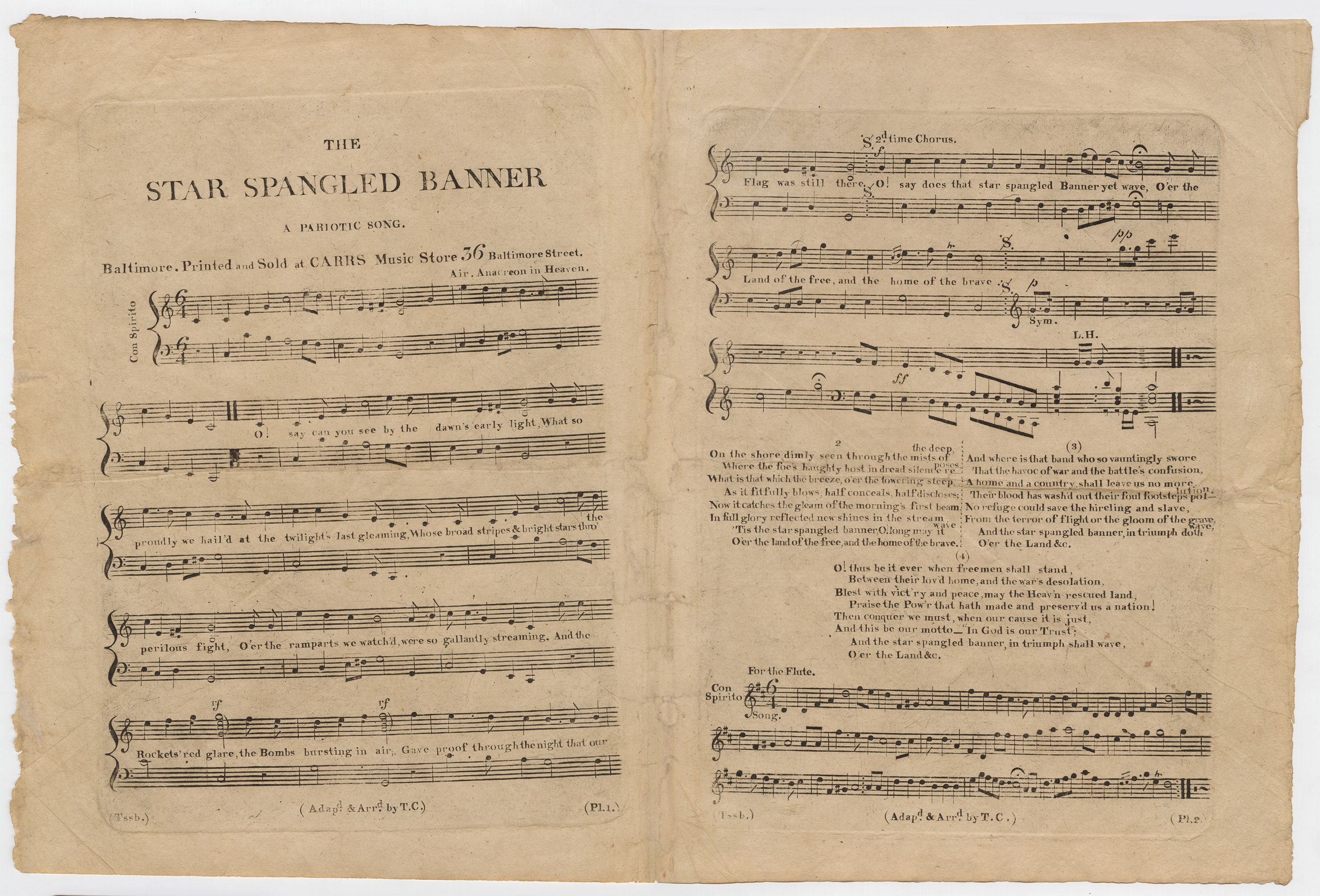 The Star Spangled Banner What It Really Means