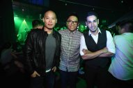 Boys Night Out Toni Tony, Slick Rick and Sam YG