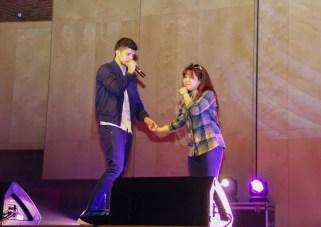 Rayver duet with a Kapamilya in Koreamr