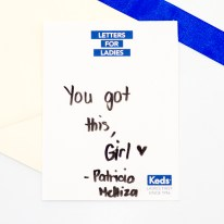 Letter from Patricia Melliza, Megastyle.ph