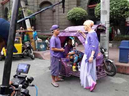 Vice Ganda with Bo Violet