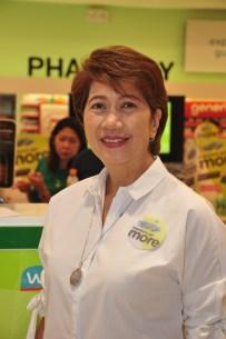 Viki Encarnacion - Watsons Marketing Director
