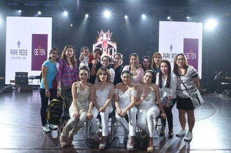 13. The Birit Queens reach out to their fans
