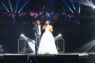 One of the most anticipated events in 2016 was the June Singapore leg of the JadIne Love World Tour, featuring one of the biggest Pinoy love teams