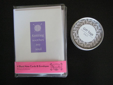 Note Cards & Gift Tags