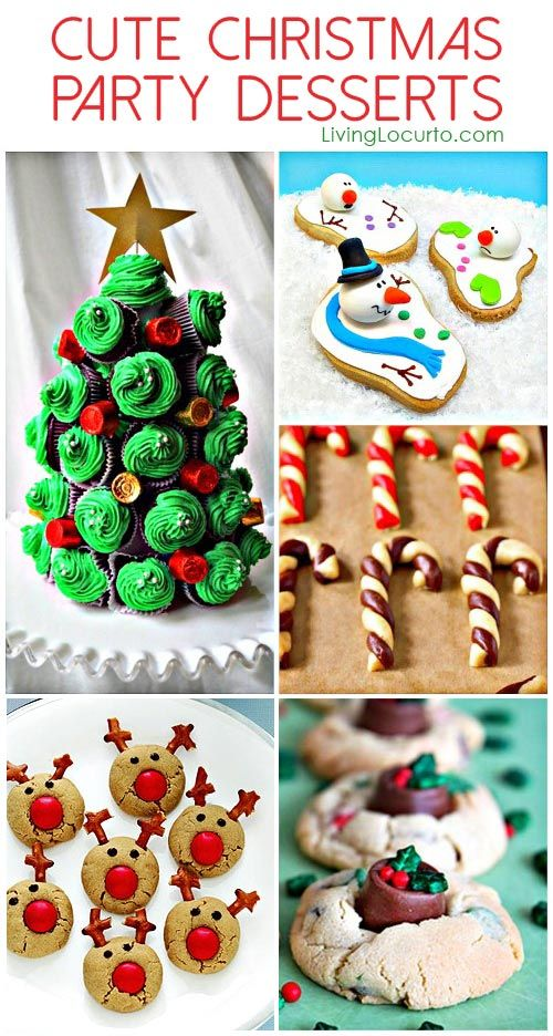 40 Cute Christmas Treats For Kids And Adults Starsricha