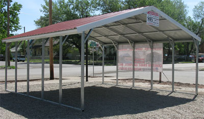 Steel Carports Miles City Montana