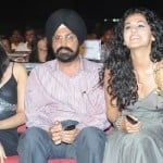 Tapsee Pannu with her father and sister