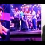 Gauhar Khan slapped