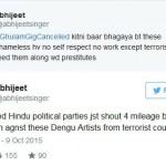 Abhijeet's Controversial Tweet on Ghulam Ali