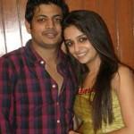 Dipika Kakar with her Ex-husband Raunak Samson