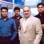 Dayanand Shetty as Daya in CID