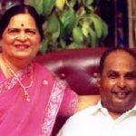 Isha Ambani Grandparents