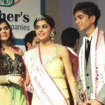 eisha singh as miss teens madhya pradesh