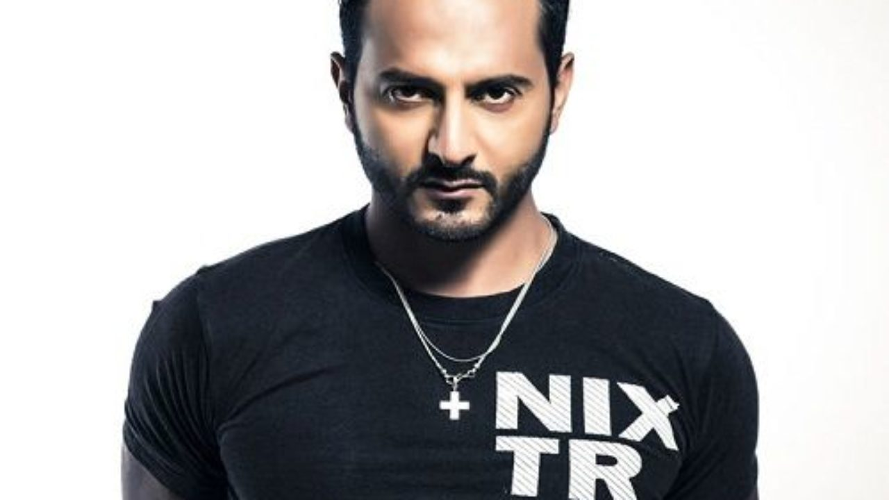 Nikhil Chinappa : DJ Host  Bigg Boss