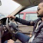 Shikhar Dhawan - Mercedes GL350 CDI